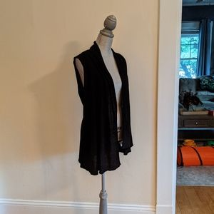 Sleeveless Cardigan (L)